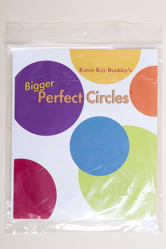 Karen Kay Buckley's - Bigger Perfect Circles