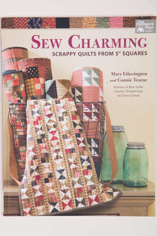 Mary Etherington and Connie Tesene - Sew Charming