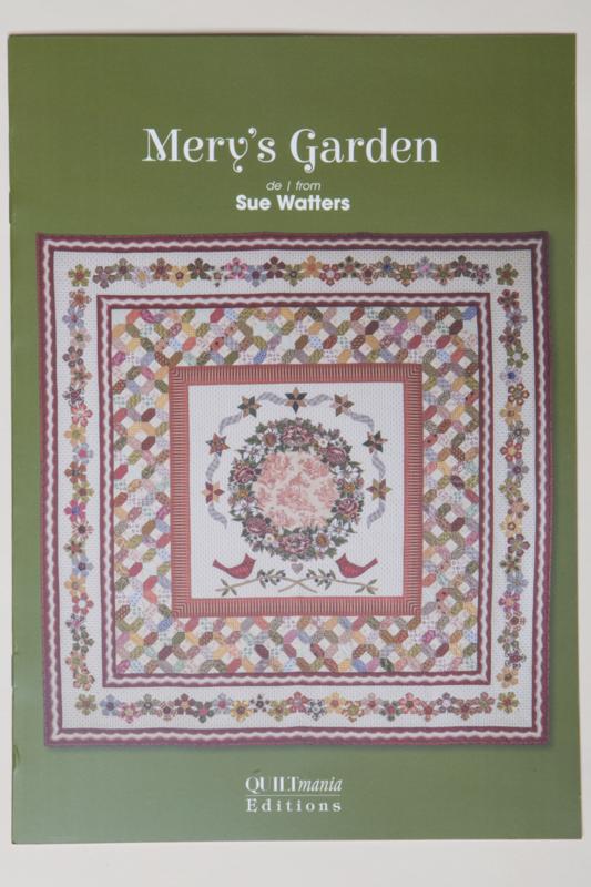 Sue Watters - Mery's Garden