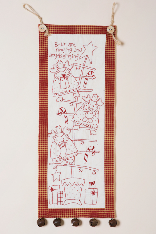 The Birdhouse Patchwork designs - Christmas Angels