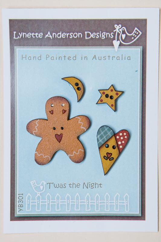 Lynette Anderson designs - Twas the Night