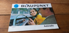 Blaupunkt  1967 folder/prijslijst