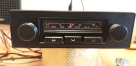originele Braunschweig VW radio voor Kever