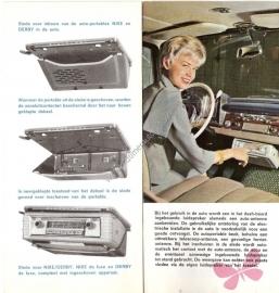 Blaupunkt  1963 transistor - portables