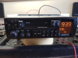 Blaupunkt CR 24 Augsburg radiocassette