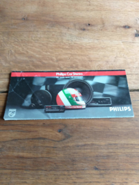 Philips 1991 vouwfolder