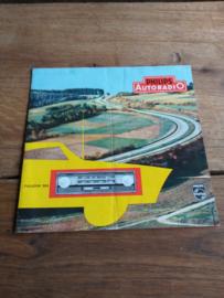 Philips 1959 paladin + prijslijst (Duits)