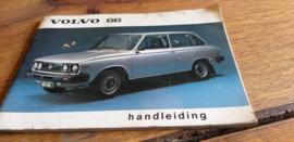 Handleiding Volvo 66