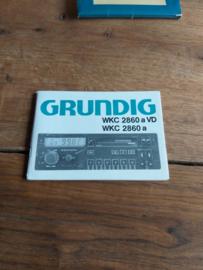 Grundig WKC 2860