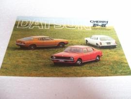 Autofolder Datsun Cherry F-II