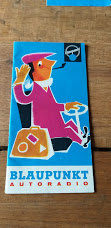 Blaupunkt 1963 folder