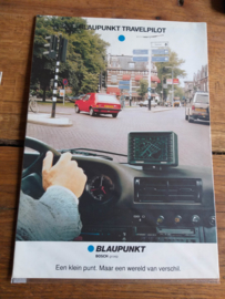 Blaupunkt folder Travel pilot