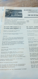 einbauanleitung / installation instructions Fiat 125 7.71