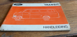 Handleiding Ford Transit 1974?