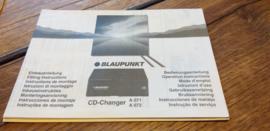 wisselaar CD-Charger A 071 072 gebruiksaanwijzing