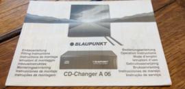 wisselaar CD-Charger A 06 gebruiksaanwijzing
