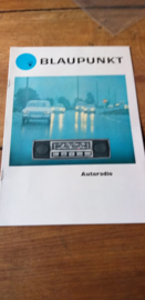 Blaupunkt 1968 folder / prijslijst