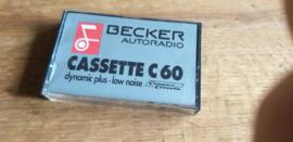 Becker cassette C-60