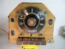 FoMoCo am radio 50er jaren (gerestaureerd)