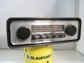 Passtuk voor radio in Kever met kunststof dashboard