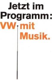 VW Folder radio`s