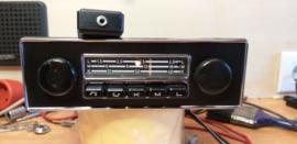 autoradio Blaupunkt Wolfsburg 4 VW radio o.a. Kever