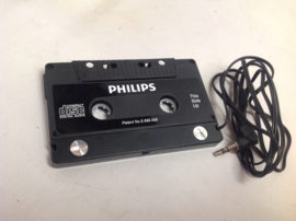 Old school cassette adapter