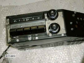 Pontiac Chieftain  lampen radio