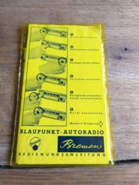 Bremen Q serie 1959 Blaupunkt