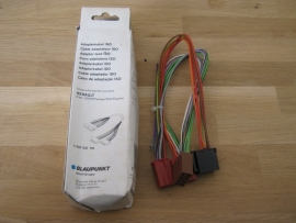 7 607 621 110  Blaupunkt adapterkabel ISO Renault