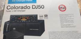 Blaupunkt DJ Colorado 50 met cd wisselaar nieuw in doos