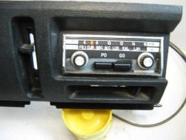 Autoradio Continental Edison  radio Citroen Ami 8 (radio is verkocht)