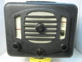 Philips radio Elomar RAW 4 E autoradio Brilkever porsche 356
