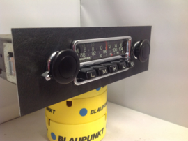 """Blaupunkt Frankfurt radio  begin 70er jaren met """"lederlook"""" Porsche 911 frontje"""