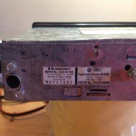 Blaupunkt Ingolstadt stereo CR (US) voor bruine dashboard