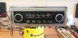 Blaupunkt FM radio met Frontje voor Citroën DS