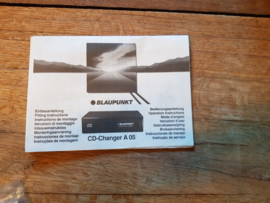 wisselaar CD-Charger A 05 gebruiksaanwijzing