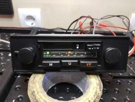 Vw radio cassette Braunschweig CR stereo (nieuwe foto's foto 1 en 2)