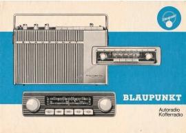 Blaupunkt 1965 Autoradio/Kofferradio