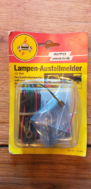 lampuitval melder / lampen ausfallmelder