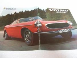 Autofolder Volvo 1800 E