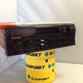 Philips dc 644 radio cassette met gebruiksaanwijzing
