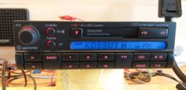 VW Gamma radio , origineel Volkswagen autoradio