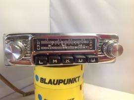 Blaupunkt Frankfurt 6 of 12 volt radio X serie 1966/67 (nieuwe foto)