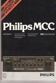 Philips MCC AN 915 / 917