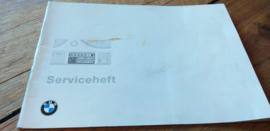 Serviceheft  onderhoudsboekje BMW 3161 compact