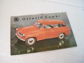 Autofolder Skoda Octavia Combi