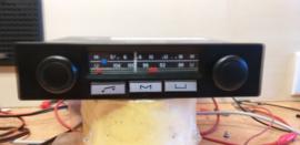 Blaupunkt FM radio met frontje voor Opel kadett B