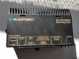 In car video interface Box Blaupunkt