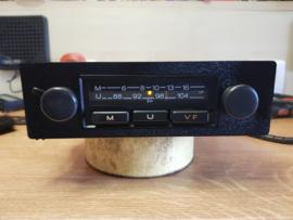 VW radio Braunschweig met frontje voor Tittentacho dashboard